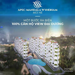 APEC MANDALA WYNDHAM:  Khách sạn by CTY CP ĐẦU TƯ XÂY DỰNG & PHÁT TRIỂN AN TƯỜNG,