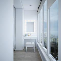 Balkon by Дизайн студия Марии Зерщиковой