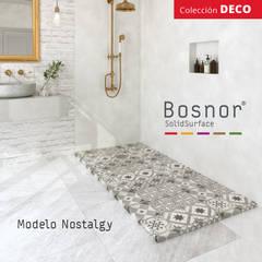 Bosnor, S.L.が手掛けた浴室,