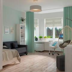 Nursery/kid's room by Дизайн студия Марии Зерщиковой