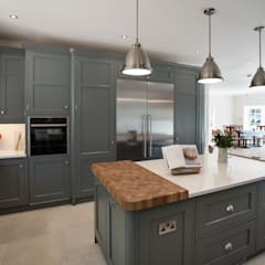 Built-in kitchens by John Ladbury and Company