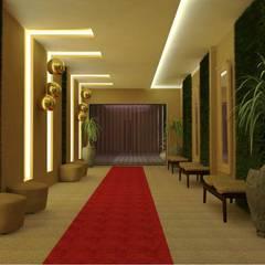 ศูนย์จัดงาน by Wendely Barbosa - Designer de Interiores