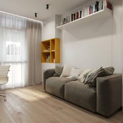 Дизайн-мастерская 'GENESIS'의  남아 침실