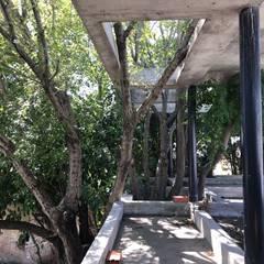 Passive house by Rr+a  bureau de arquitectos