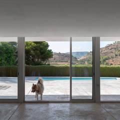 泳池 by Aritz Almenar arquitectos