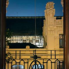 Balkon door Aritz Almenar arquitectos, Mediterraan