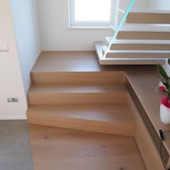 Stairs by LEGNSOTILE snc