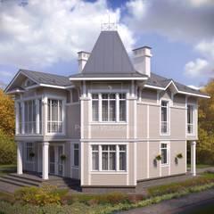 Красивый дом: Вилла в . Автор – ArchProject