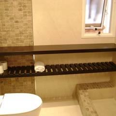 ห้องน้ำ by Fabiana Ordoqui  Arquitectura y Diseño.   Rosario | Funes |Roldán