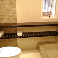 حمام تنفيذ Fabiana Ordoqui  Arquitectura y Diseño.   Rosario | Funes |Roldán