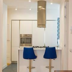 آشپزخانه توسطmamstudio, مدیترانه ای چوب Wood effect