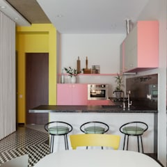Kitchen units by DVEKATI ,