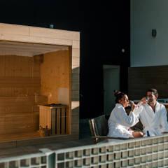 โรงแรม by Efecto 3 Diseño e Interiorismo.