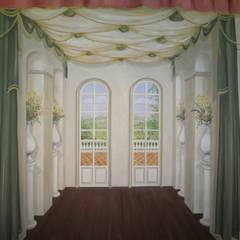 Ruang Multimedia oleh Elisabetta Thellung de Courtelary, Klasik