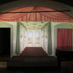 ห้องสันทนาการ โดย Elisabetta Thellung de Courtelary, คลาสสิค