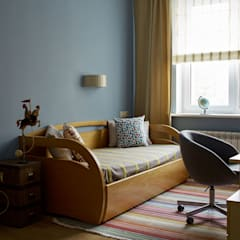 Nursery/kid's room by Bureau Tania Mane,