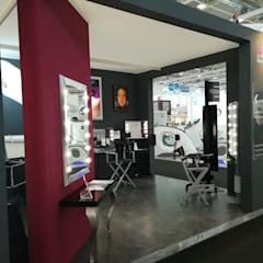 Exhibition centres by Unica by Cantoni