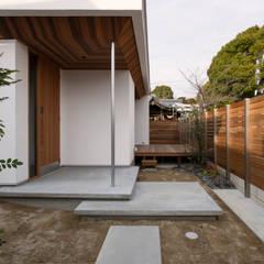 Rays of light: yuukistyle 友紀建築工房が手掛けた一戸建て住宅です。