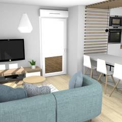 aménagement maison salon