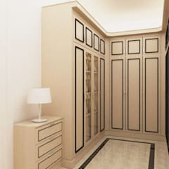 Gading Mediterania Residence: Ruang Ganti oleh PT VISIO GEMILANG ABADI,