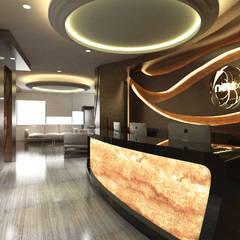 Dentistry at Kuningan: Klinik oleh PT VISIO GEMILANG ABADI, Modern Kayu Lapis