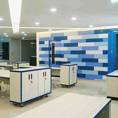 Office at Pluit: Kantor & toko oleh PT VISIO GEMILANG ABADI,