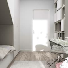 Baby room by 91m2 Architektura Wnętrz