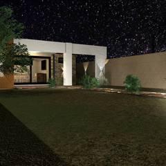 Rumah oleh Arquitecto Emiliano Quintero, Modern