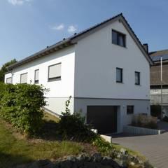 Wiese und Heckmann GmbH의  목조 주택