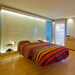 Remodelación Duplex: Dormitorios de estilo  por INFINISKI