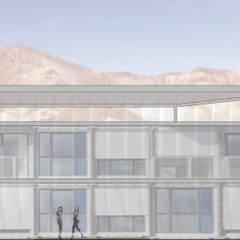 Hotel Solar La Negra: Hoteles de estilo  por INFINISKI