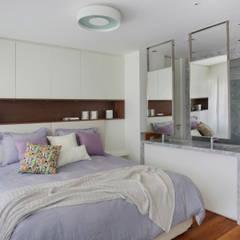 Froma Arquitetura:  tarz Yatak Odası, Tropikal
