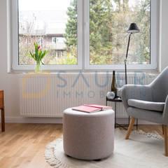 Home Staging Altbermer Haus:  Wintergarten von lightYOUrooms