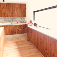 Kitchen units by INFINISKI,