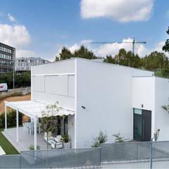 Дома на одну семью в . Автор – LaBoqueria Taller d'Arquitectura i Disseny Industrial