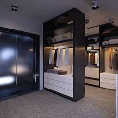 Dressing room by YermolovDesign,