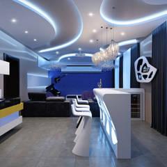 Arcada : Медиа комнаты в . Автор – YermolovDesign