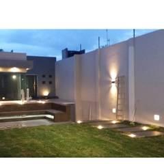 Taman batu by BAUS arquitectos