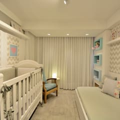 Baby room by Denise Friedmann Arquitetura e Interiores