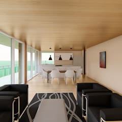 Country house by Bsestudio