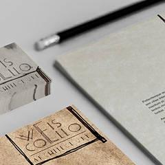 WEISARQUITECTOS: Estancias de estilo  por WeisCoello Arquitectos
