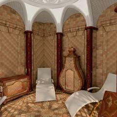 Хамам-мозаика의  사우나