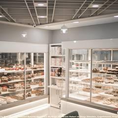 Etit Mimarlık Tasarım & Uygulama – Cennet Pastanesi:  tarz Bar & kulüpler