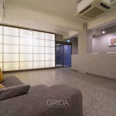 Ruang Kerja oleh 그리다아이디, Asia