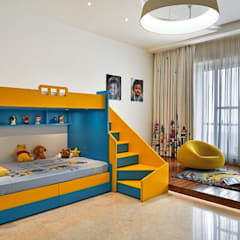 Boys Bedroom by Ar. Milind Pai