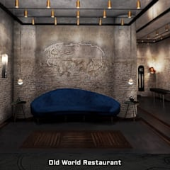 Old World Restaurant:  Gastronomie door Deev Design