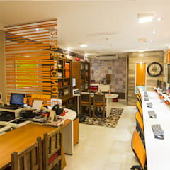Commercial Spaces by 5CINQUE ARQUITETURA LTDA