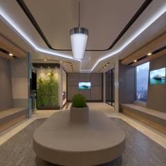 Meteor Mimarlık & Tasarım – MSC TÜRKİYE OFİSİ:  tarz Ofisler ve Mağazalar