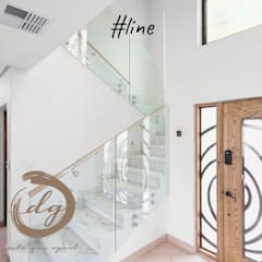 Line:  Stairs by Deborah Garth Interior Design