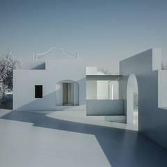 Petites maisons de style  par architetto stefano ghiretti